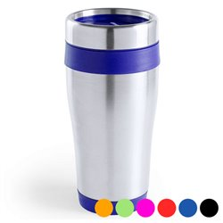 Stainless Steel Cup (450 ml) 145100 Fuchsia