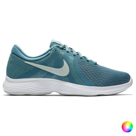 Scarpe da Running per Adulti Nike WMNS REVOLUTION 4 EU 9 Colore - Grigio/Bianco