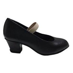 Scarpe da Flamenco da Donna Zapatos Flamenca 125 Chiodi di garofano 36