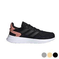 Scarpe da Running per Adulti Adidas Archivo Grigio 36 2/3