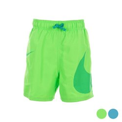 Nike Bañador Infantil 4 Volley Short Gris XL