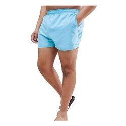 Costume da Bagno Uomo Nike 7 Volley Short Azzurro S