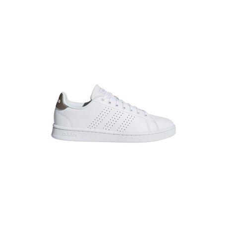 Scarpe Casual da Donna Adidas Advantage Bianco 38 2/3