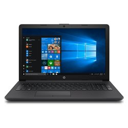 HP 250 G7 Black Notebook 39.6 cm (15.6) 1366 x 768 pixels 7th gen Intel® Core™ i3 i3-7020U 8 GB DDR4-SDRAM 128 GB SSD 6BP47EA