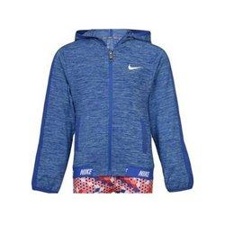 Felpa con Cappuccio Bambino Nike 937-B8Y Azzurro 2-3 Anni