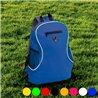 Zaino Multiuso con Uscita per Auricolari 144057 Azzurro
