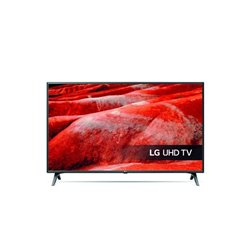 "Smart TV LG 50UM7500 50"" 4K Ultra HD LED WiFi Nero"