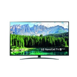 LG 49SM8500 124,5 cm (49) 4K Ultra HD Smart TV Wifi Noir 49SM8500PLA