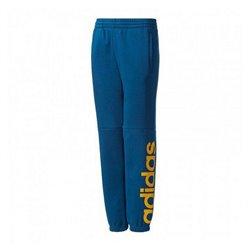 Pantalone di Tuta per Bambini Adidas YB LIN Taglia - 12-13 Anni