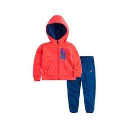 Tuta da Bambini Nike 408S-U72 Rosa Taglia - 6-7 Anni