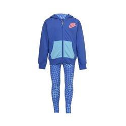 Tuta da Bambini Nike 923-B9A Azzurro 2-3 Anni