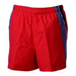 Costume da Bagno Uomo Nike Ness8515 614 Rosso L