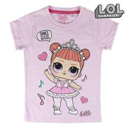 LOL Surprise! Camisola de Manga Curta Infantil Dance 74046 6 anos