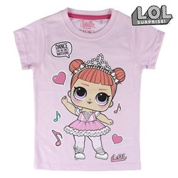 LOL Surprise! Camisola de Manga Curta Infantil Dance 74046 5 anos