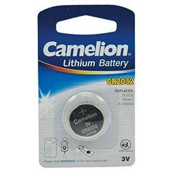 Batterie a Bottone a Litio Camelion PLI275 CR2032