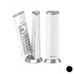 "Panasonic Telefono Senza Fili KX-TGK212SPW 1,5"" LCD DECT Bianco"