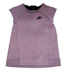 Completo Sportivo per Neonati Nike 084-A4L Rosa Nero Taglia - 18 Mesi