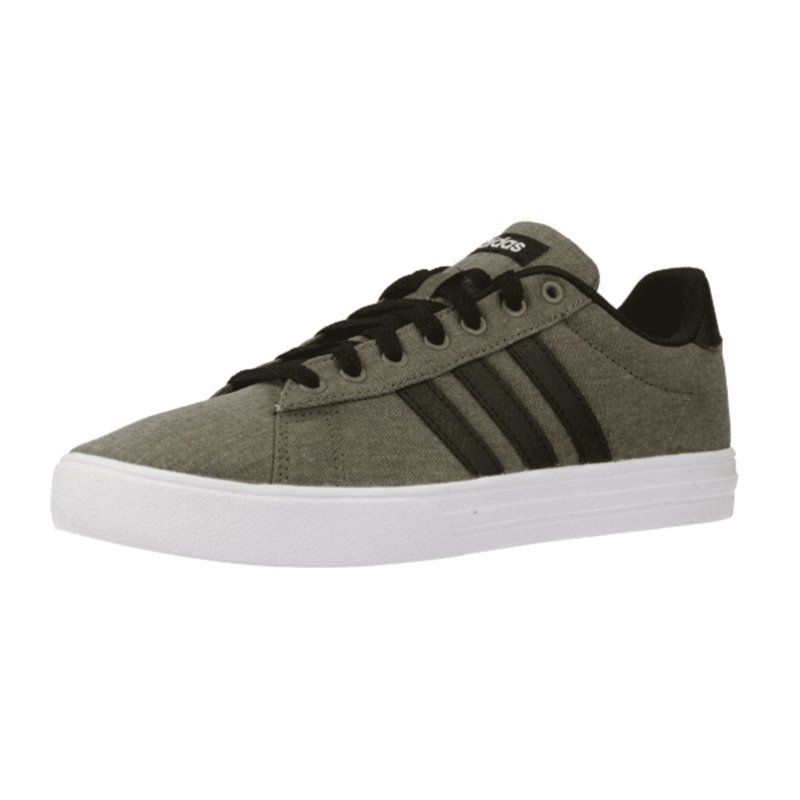 color punto final Molester  Adidas Men's Casual Trainers DAILY 2.0 Green 40 Running shoes