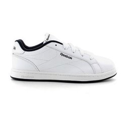 Scarpe da Tennis Casual Bambino Reebok Royal Complete CLN Bianco 32,5