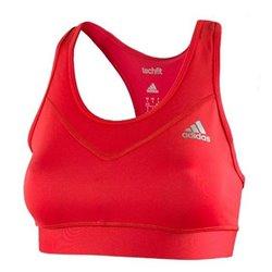 Reggiseno Sportivo Adidas TF Solid Rosa S