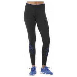 Leggings Sportivo da Donna Asics Asics Stripe Tight Nero L