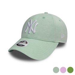 Cappello Sportivo New Era Jersey Verde Chiaro