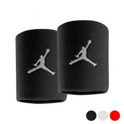Nike Muñequera Deportiva Jordan Blanco