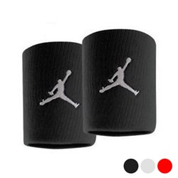 Polsino Sportivo Nike Jordan Bianco