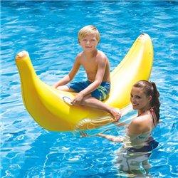 Figura Gonfiabile per Piscina Banana Pvc 115720