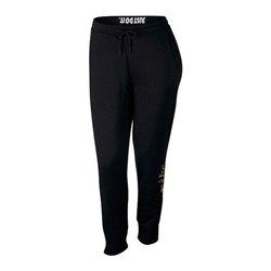 Pantalone di Tuta per Adulti Nike SW Rally Reg Metallic Nero L