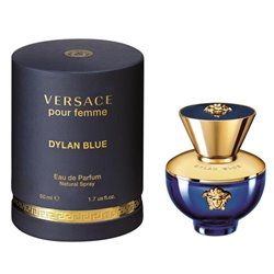 Profumo Donna Dylan Blue Femme Versace (EDP) 50 ml