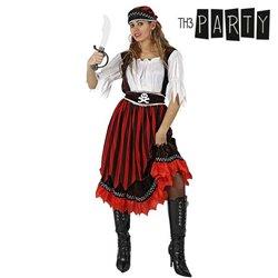 Costume per Adulti Th3 Party 3623 Pirata donna