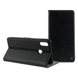 Handyhülle mit Magnetverschluss Xiaomi Mi A2 Lite Schwarz