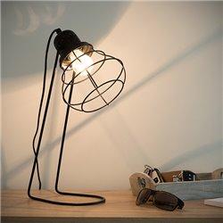 Lampada da Tavolo Industry Metallo (16,5 x 41 x 22 cm)