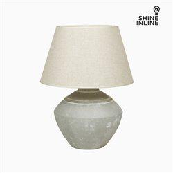 Lámpara cerámica con pantalla by Shine Inline