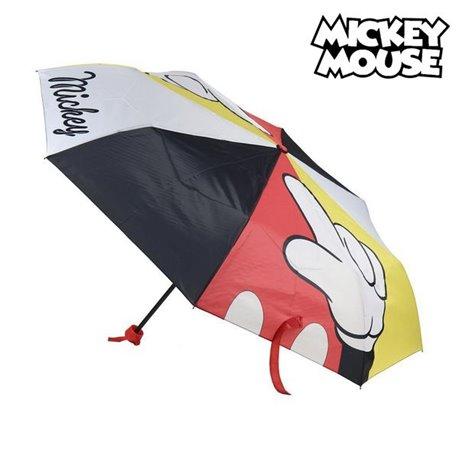 Ombrello Pieghevole Mickey Mouse (Ø 53 cm)
