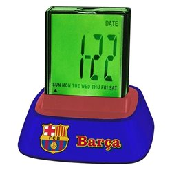 Orologio Sveglia F.C. Barcelona Luce Suono