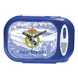 Orologio Sveglia Real Madrid C.F. Suono