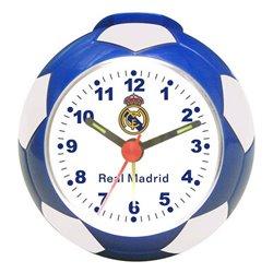 Orologio Sveglia Real Madrid C.F. Pallone da calcio