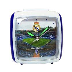 Orologio Sveglia Real Madrid C.F. Pătrat