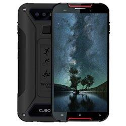 """Cubot Smartphone Quest Lite 5"""" Quad Core 3 GB RAM 32 GB Nero/Rosso"""