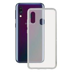 Custodia per Cellulare Galaxy A40 Flex Trasparente