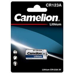Batterie Ricaricabile Camelion CR123A-BP1 3V