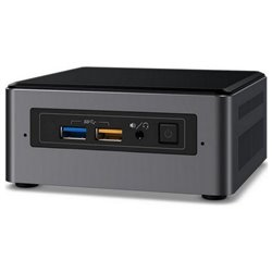 Mini PC Intel NUC NUC7PJYH Pentium J5005 WIFI LAN Bluetooth Nero