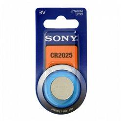 Batteria a Bottone a Litio Sony CR2025B1A CR2025B1A 3 V 160 mAh Azzurro
