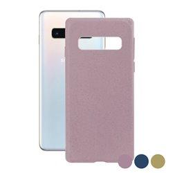 Custodia per Cellulare Samsung Galaxy S10 Eco-Friendly Giallo