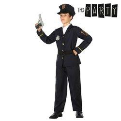 Costume per Bambini Poliziotto 5-6 Anni