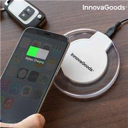 Caricabatterie Senza Fili Smartphone Qi Wh InnovaGoods