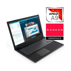 Lenovo Notebook V145 15,6 A9-9425 8 GB RAM 256 GB SSD Schwarz