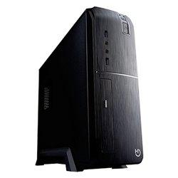 iggual PC de bureau PSIPC341 i3-8100 8 GB RAM 240 GB SSD Noir